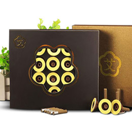Wholesale Hot Sale Aiaitie Brand Chinese Traditional Medicine Moxa Moxibustion Cupping Therapy Acupuncture Meridians Sticker For Massage Relaxation