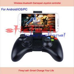 2017 contrôleur bluetooth android gamepad 10 pièces G910 sans fil Bluetooth Game Controller Gamepad Joystick pour Android / iOS Tablet PC budget contrôleur bluetooth android gamepad