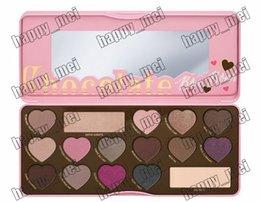Wholesale Factory Direct New Makeup Eyes Chocolate Sweet Bon Bons Eyeshadow Palette Colors Eye Shadow