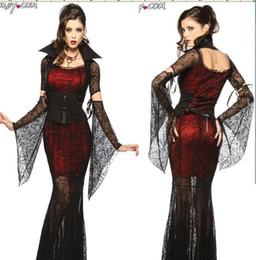 Vampire Halloween dress VampireVixen witch put cosplay costume
