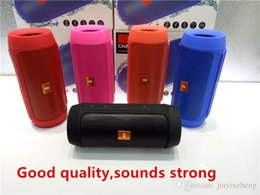 Hot Sale Bluetooth Mini Speaker Stereo Speakers Five Color Portable Wireless Mini Speaker Charge 2+ Speakers Free Shipping DHL