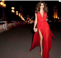 2016 PLUS SIZE WOMEN LONG SLEEVElLESSES V- NECK DRESSES CASUAL DRESSES Open fork DRESSES FREE SHIPPING