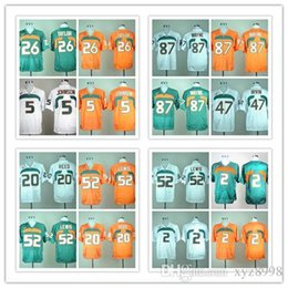 Wholesale Miami Hurricanes Ed Reed College Football Jersey Ray Lewis Reggie Wayne Andre Johnson Michael Irivin Sean Taylor Jerseys