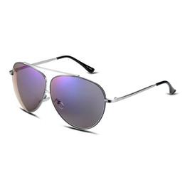 Gafas de diseño fresco en Línea-005 Retro UV400 2016 del verano del diseñador gafas de sol protegen Men Cool Gafas de sol al aire libre conducción oferta al por mayor fábrica de Pesca