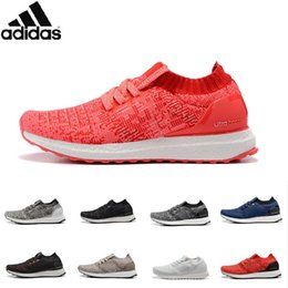 Wholesale Adidas Originals Ultra Boost Uncaged running shoes Hypebeast Ultra Boost Uncaged women running shoes With Original Box Mix order accept
