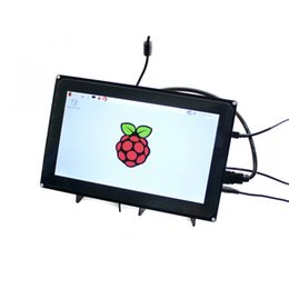 Wholesale-Raspberry Pi 10.1 inch 1024x600 Capacitive Touch Screen LCD (H)Support Multi mini-PCs Multi Systems Multi Video Interfaces