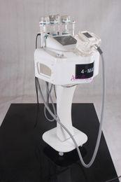New arrival ultrasonic liposuction Cavitation RF vacuum blue light RF Multipolar Radio Frequency BIO lifting slimming Machine