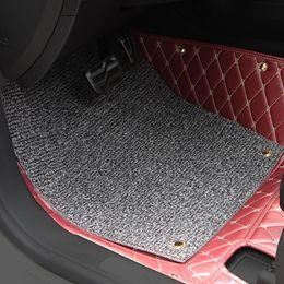 Wholesale Car Floor Mats Car Special Floor Mat Black Beige Wine Red Brown for Chevrolet Captiva