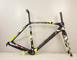 Wholesale XDB ship duty free camouflage color NEW T1000 UD full road carbon bike frame racing bicycle racing frameset taiwan tar bike FM06