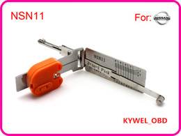 Wholesale Auto Smart in auto decoder and pick tool NSN11 locksmith tool