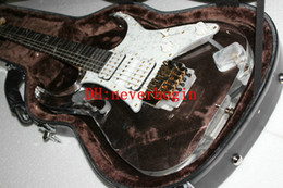 Wholesale Guitars Custom Organic glass Guitar lucency Electric Guitar Custom China Guitar New Style