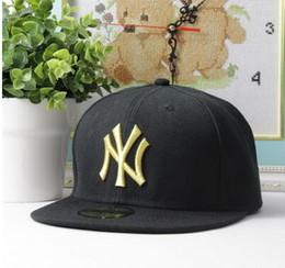 Wholesale Mens Womens Hip hop Baseball Cap Fitted Snapback Cap Basic Hat Baseball Caps