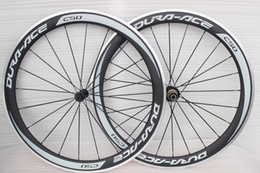Wholesale Hot sale c carbon Wheels alloy Carbon fiber Wheelset mm grey decals Carbono road bike wheels Aluminum carbon surface