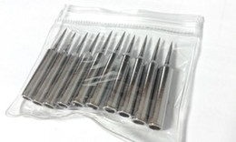 10 PCS Soldering solder Iron Tip For Hakko 936 900M