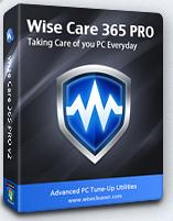 Wholesale Wise Care Pro v4 computer system hard disk optimization registry junk clean up software