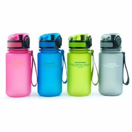 2016 La bouteille d'eau préférée de mes enfants en plastique (350ml) BPA LIBRE La tasse portative avec le couvercle de capuchon de renvoi pour des enfants École Sports à partir de bouteilles d'eau gratuits pour les enfants fournisseurs
