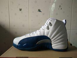 Франция человек для продажи-ботинки баскетбола ретро XII Франция blue130690-113 мужчины спортивной обуви оптом в розницу