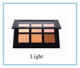 Wholesale Ship in hours New Makeup Face Powder Foundation concealer Ana CONTOUR CREAM KIT color LIGHT MEDIUM DEEP DHL