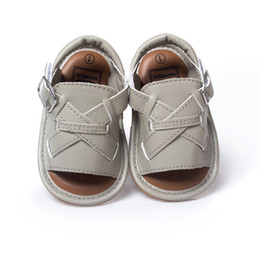 2016 New Summer sandals baby shoes First Walker Shoes soft soled shoes soled sandals baby shoes With 3 colors