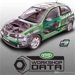 Wholesale New Arrival Vivid Workshop DATA ATI v Q2 All Auto Workshop Data by fast ship