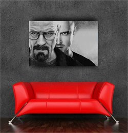 Wholesale 2016 US AMC produced TV player Breaking bad poster sticker for room decoration x50cm quot x20 quot bathroom wall tile decals