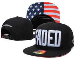 Wholesale HOT SALE NEW FADED Snapbacks Caps Adjustable Baseball Caps Outdoor Hats Fashion Summer caps HIP HOP Snap Back Cheap D9 Reserve