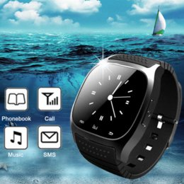 Waterproof Bluetooth Smart Watch Sport Design Wrist Watch Support Dial Call SMS Function for Android