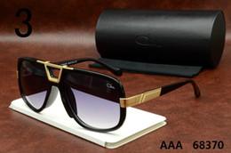 Wholesale Caz al Sun glasses Eyewear Luxury Polarized Vintage Mens Womens Clear Sunglasses Brand Designer Oversized Big Frame Eyeglasses