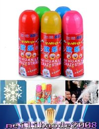 Wholesale 2017 new Merry Christmas New Year Spray Pattern Santa Snowflake Window Christmas Ornaments Xmas Decoration Snow Template Spray ribbon MYY