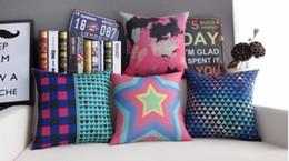 Dream Star Sky Clouds Universe Girls Dream Of Home Massager Decorative Pillows Fiber Emoji Case Euro Cover Home Decor Arts Gift