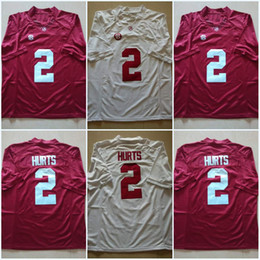 Wholesale 2016 New Style Jalen Hurts Bo Scarbrough Ridley Derrick Henry Alabama Crimson Tide College Football Stitched Jersey