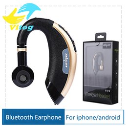 Wholesale 2016 Zealot E1 Wireless Bluetooth Headphones Car Driver Handsfree Earphones Stereo In Ear Headset Music Player For Mobile Phone