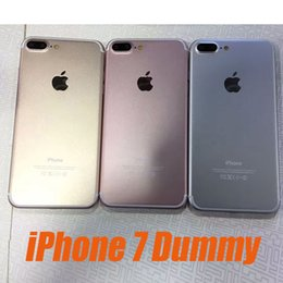 Wholesale For iPhone Plus Fake Dummy Model Display Phone Hot Selling Plastic Show Exhibition Model Phone for iPhone S DHL MOQ pc