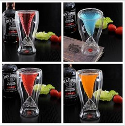Wholesale Original Design Mermaid Whisky Cocktail Vodka Glass Drinking Cup for Bar and Pub