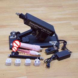 Adjustable Speeds Sex Machine Love Climax Machine with Supe Big Dildo Thrusting Automatic Powerful Gun Sex Toys For Couples