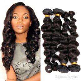 "Top selling Brazilian Loose Wave Wholesale Price Bundles 8""-30"" Real Brazilian Hair Wefts 4Bundles 400g Brazilian Loose Wave"