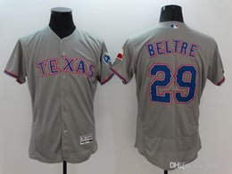 Wholesale MLB Texas Rangers New Hot Selling Men Adrian Beltre Grey MLB Baseball Jersey Stitched Name Number