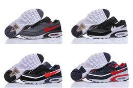 Wholesale 2016 New Arriva Drop Shipping Cheap Famous Air Premium BW Men Running Shoes Max Sneaker Trainers Size