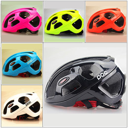 Wholesale 2016 POC Octal Raceday Road Bicycle MTB Casco Bicicleta Cycling Helmet Capaceta para Ciclismo For Women and Men Adjustable Size cm