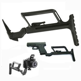 tactical airsoft accessories gun accessories GLR 440 G17 stock for rifle scope hunting for Gen 4 (17 34 only) Gen 2&3 (17 18 19