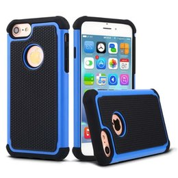 Wholesale Iphone7 plus s plus Robot in Football Rugged Hybrid Silicone Hard Phone Case Cover for Apple iphone plus cover