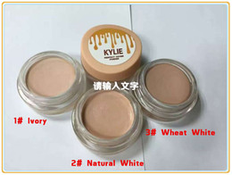 Wholesale Kylie Concealer cosmetics makeup Face contour colors foundation basic perfect face powder cover
