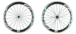 FFWD wheels F6R 50mm wheelset Aluminium Alloy Brake 3k 700C carbon road bicycle wheels with ceramic bearing hubs free shipping