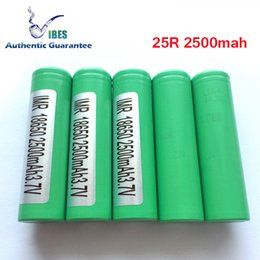 Wholesale 100 Authenitc Korea R Battery mah a Max High Drain Lithium Rechargeable Battery Ten Time Compensation If U Get Fake R