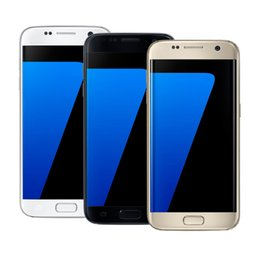 Wholesale goophone s7 clone dual Sim Android smartphone inch Show MTK6592 Octa Core gb ram gb rom GPS cell phone bit Fake G LTE free DHL