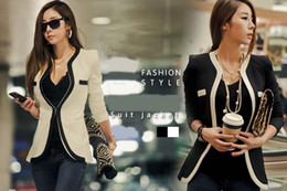 Autumn Suit New Style Lady Thin Shoulder Women Work Suits Jacket Fashion Ladie Women Blazers And Jackets
