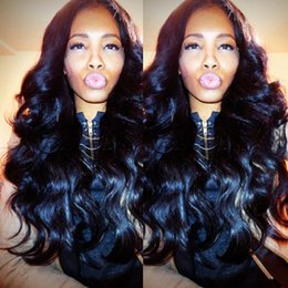 8A Grade Full density Peruvian Human Hair wigs Full Lace Wig in Natural baby hair hairline Lace Front Wig Glueless Wig