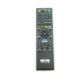 Wholesale BRAND NEW DVD BLU RAY PLAYER REMOTE CONTROL BD RMT B104P BDP S360 FOR SONY