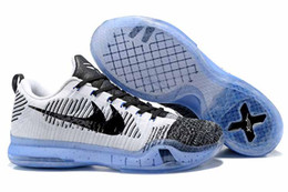 Wholesale Drop Shipping Kobe KB X Elite Low Opening Night Xmas HTM PE For Men Basketball Shoes ships out within days
