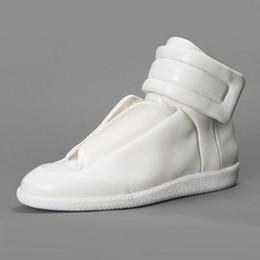 Wholesale hot sale maison martin margiela high Shoes Mens Casual shoes men s highest version